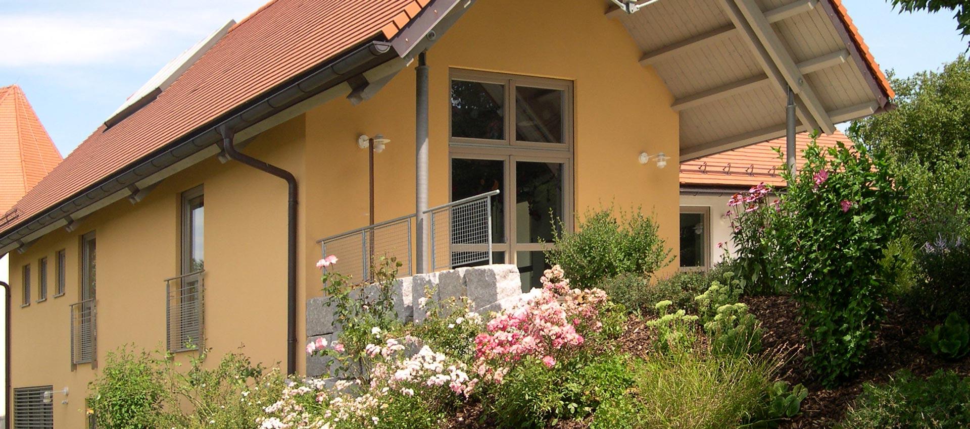 Brandl Bau nahe Landshut