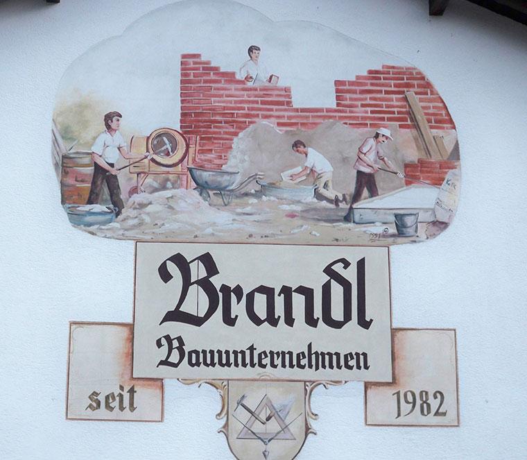 Wappen der Brandl GmbH